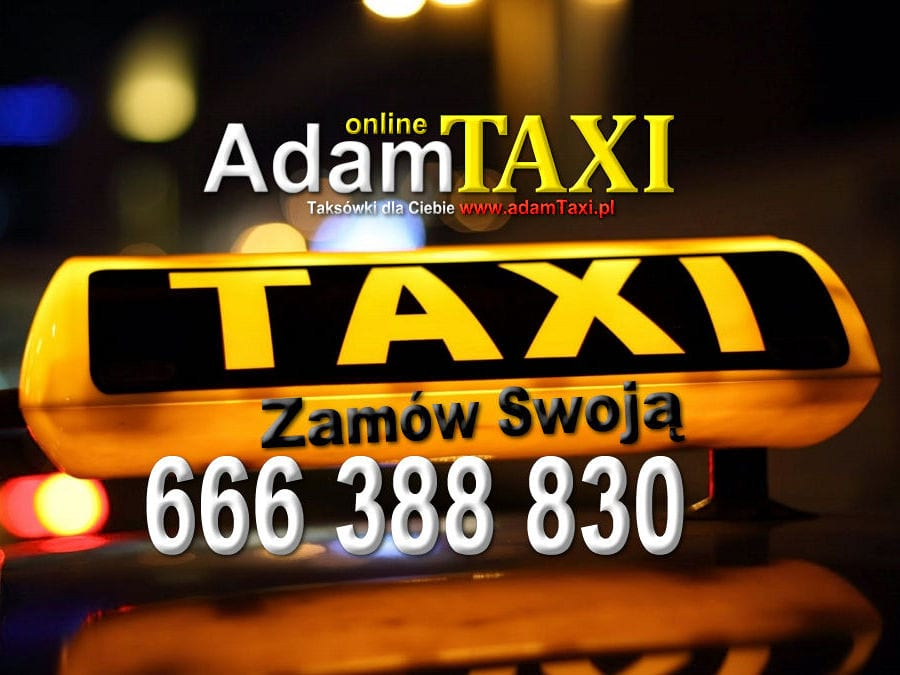TAXI Krzepice