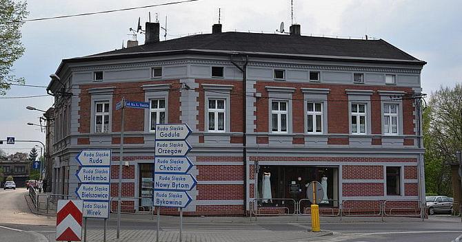 Taxi w Rudzie Śląskiej Kochłowicach